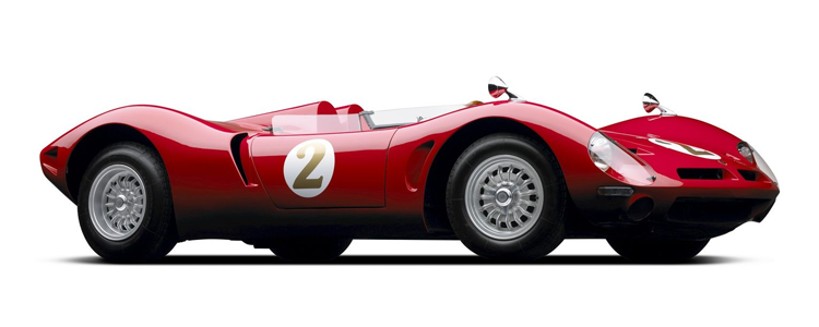 Used auto parts for Bizzarrini- A perfect choice for the perfect classy look