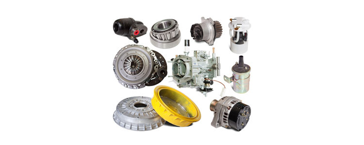 Used Auto Car Parts