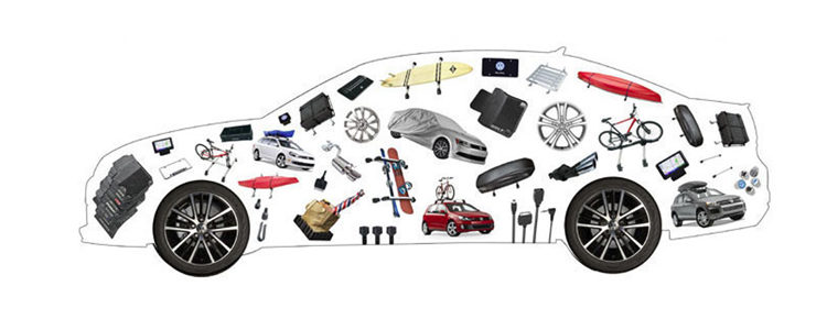 Used GMC Car Parts