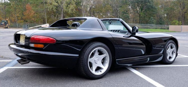Used Dodge Viper Parts Online